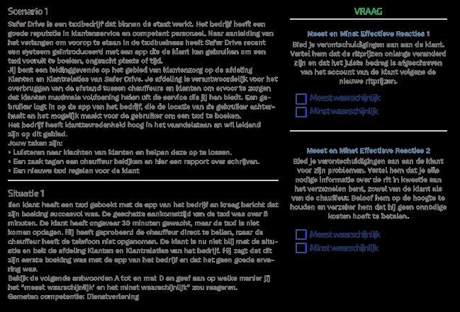 case sollicitatie voorbeeld DHL Assessment Oefentest + Uitleg   Assessment Training.com case sollicitatie voorbeeld