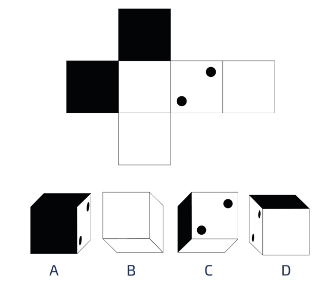 Spatial-Reasoning-Test-Example-Question