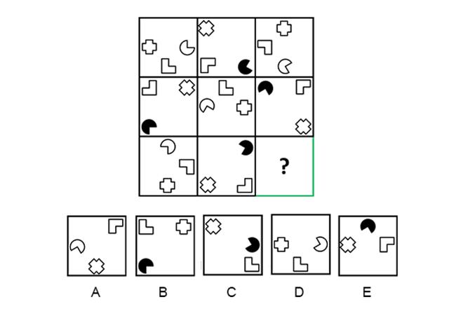 Criteria Cognitive Aptitude Test (CCAT) Sample Questions