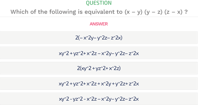 act-algebra-test-example-question